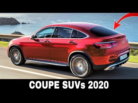 9 Coupe SUVs That Offer Sporty Performance And Elegance of a Sloping Roofline