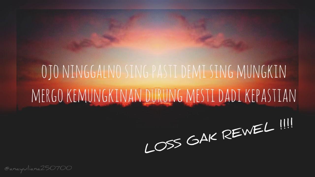 Kata Bijak Bahasa Jawa (Status WA) - YouTube