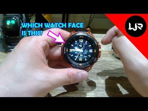 My Best Andriod Wear Watch Faces