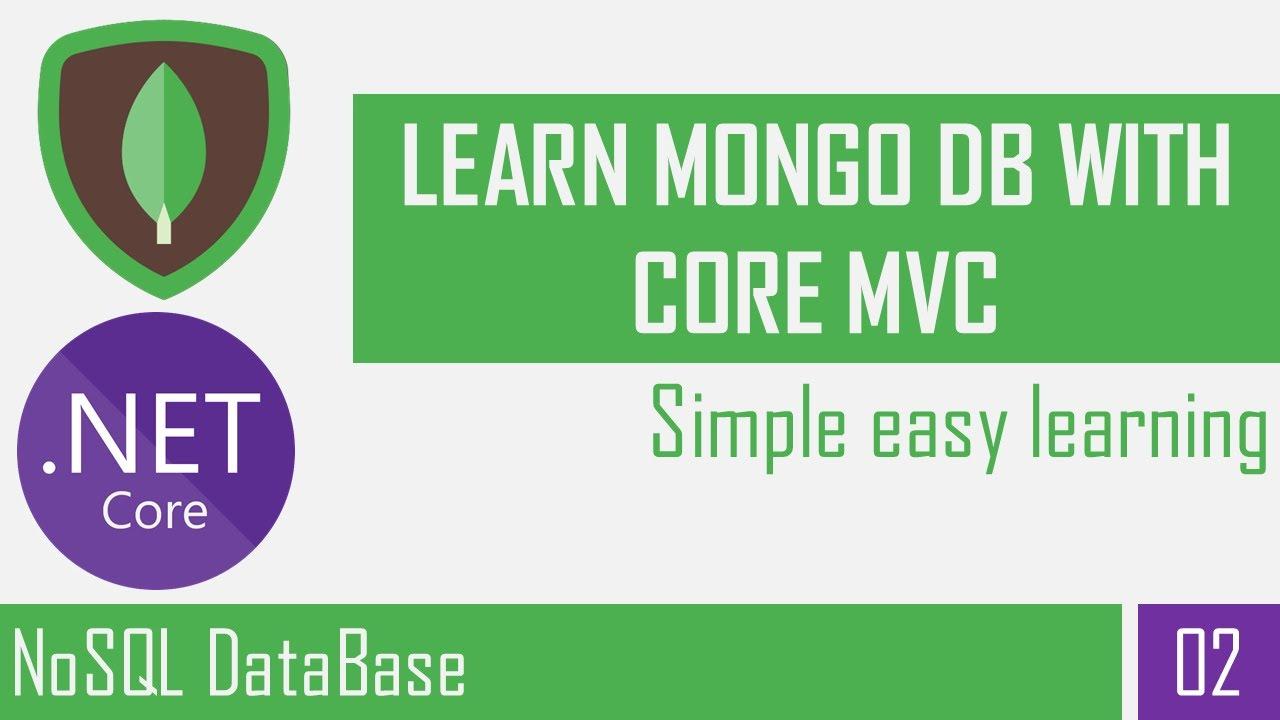 NoSQL Database   What is NoSQL   Mongo DB   Asp.Net Core MVC
