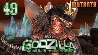 """Part 49 """"Story: SpaceGodzilla (Mutants)"""" - Godzilla: Unleashed [Wii]"""