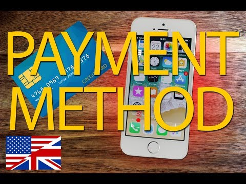 How to ADD, CHANGE OR REMOVE PAYMENT METHOD for Apple ID (iTunes, App Store & iCloud) [2018]