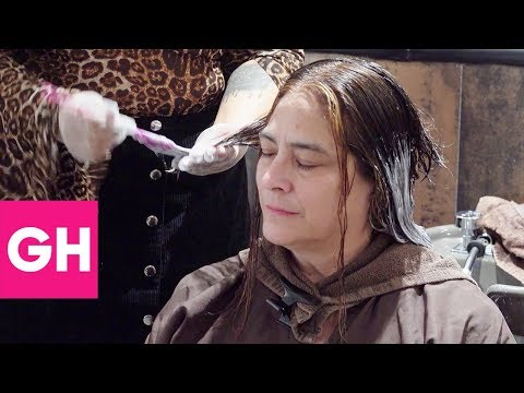 Quick and Easy Makeover Makes Mom Look 20 Years Younger | GH