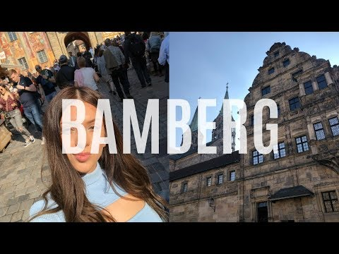 DAY IN BAMBERG | GERMANY TRAVEL VLOGS