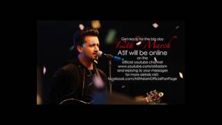 atif aslam birthday - 12th march