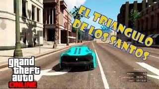 El Triangulo de los Santos - Carreras - GTA ONLINE - zack90