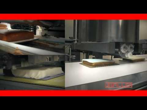 Unifiller Bakery Equipment - Sheet Cake Production Equipment