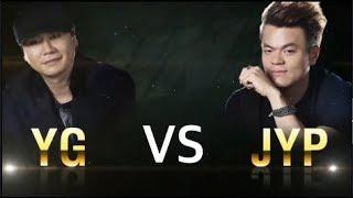 [SOT] 트와이스와 다른 아티스트로 알아보는 JYP vs YG!!