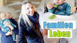 Mein Baby wird groß! | Pauline robbt | Baustellen Update | Food Haul | Isabeau