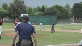 Chris C Williams - 2011 Highlight Baseball Recruiting Video