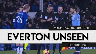 EVERTON UNSEEN #40: CITY TUNNEL CAM + WATFORD TRAINING