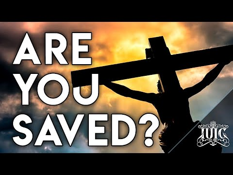 IUIC   THE CHRISTIAN DEBATE : ARE YOU SAVED?