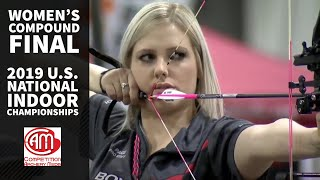 2019 U.S. Archery Indoor National Championships Final: Women's Compound