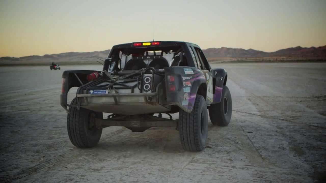 R And D Trucks >> R D Motorsports Land Speed Record In A Trophy Truck Race Dezert Com