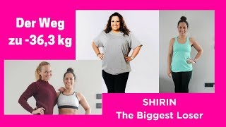 Transformation -36,3 kg  I Kandidat bei The Biggest Loser