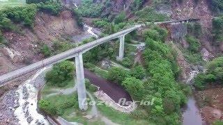 熊本地震の爪痕 立野峡谷~鮎返りノ滝~黒川峡谷 thumbnail