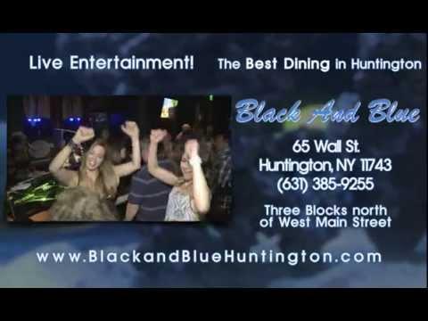 Black And Blue Restaurant Huntington Digital Signage