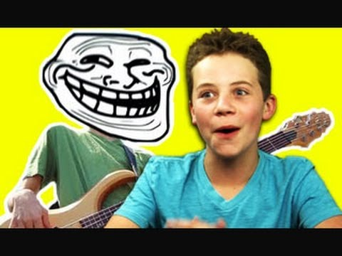 Kids react to le internet medley youtube