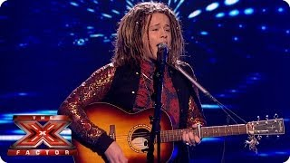 Luke Friend sings Somewhere Only We Know by Keane - Live Week 9 - The X Factor 2013