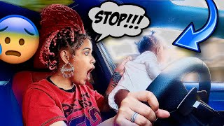 10 HOUR ROAD TRIP WITH MY 1 YEAR OLD! *BAD IDEA*  Vanessa Lynn