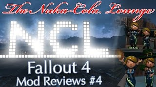 Fallout 4 Mods: CBBE Add-Ons and Amazing Stores | NCL Mod Reviews #4