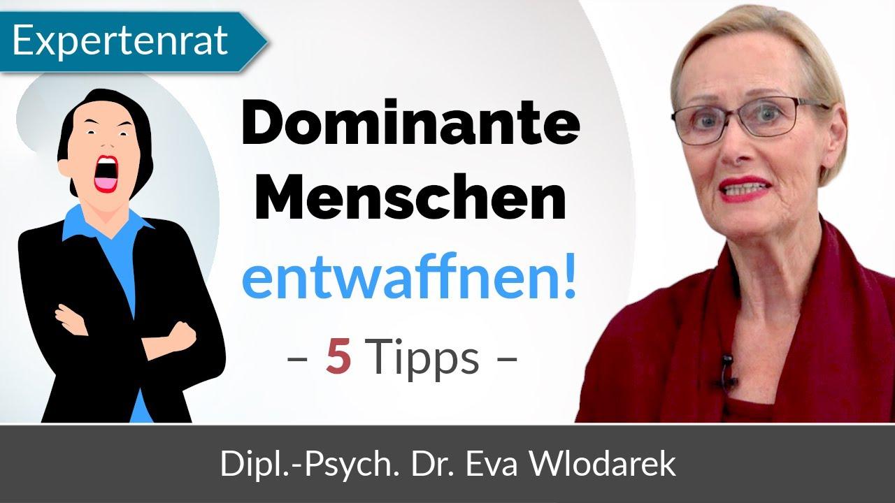 Download So stoppen Sie dominante Menschen – 5 Tipps, um sich souverän gegen Machtmenschen zu wehren!