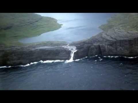 Natural wonders - Sørvágsvatn (Faroe Islands)