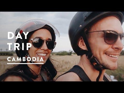 MOTORBIKE LIFE | Siem Reap, Cambodia | Travel Vlog 017, 2017 | Khmer Ways Scooter Tour