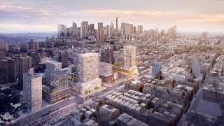 Manhattan's biggest residential developers