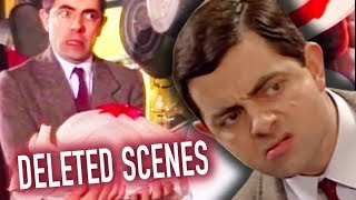 CHRISTMAS TURKEY Bean | RARE UNSEEN Clips | Mr Bean Official