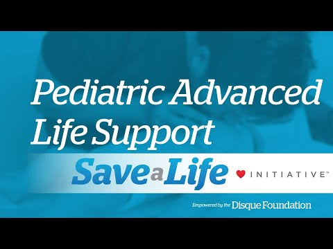 1a. Introduction to PALS, Pediatric Advanced Life Support (PALS)