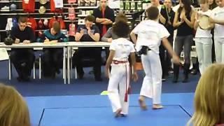 Jogo Bonito III Finał 2012. Aluno Belisco vs. Aluno Caboquinho