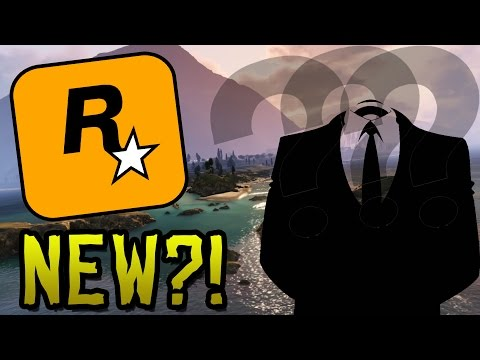 ROCKSTAR GAMES WORKING ON A NEW GAME