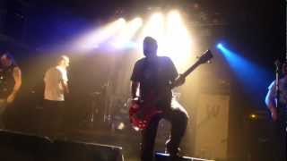 Breed 77 - Zombie [The Cranberries cover] (The Garage, London - 13.03.2013)
