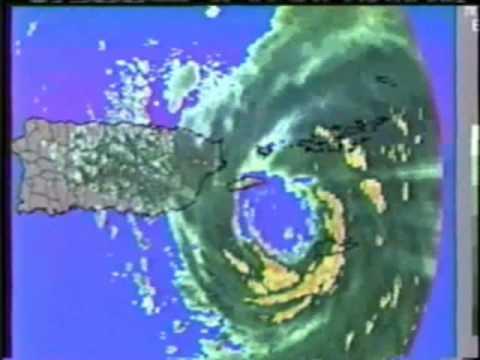 Huracan George 9/21/98