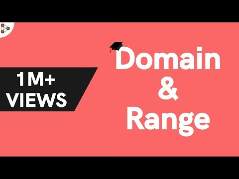 Functions | Domain and Range | Don't Memorise | (GMAT/GRE/CAT/Bank PO/SSC CGL)