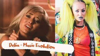 Delia - Music Evolution