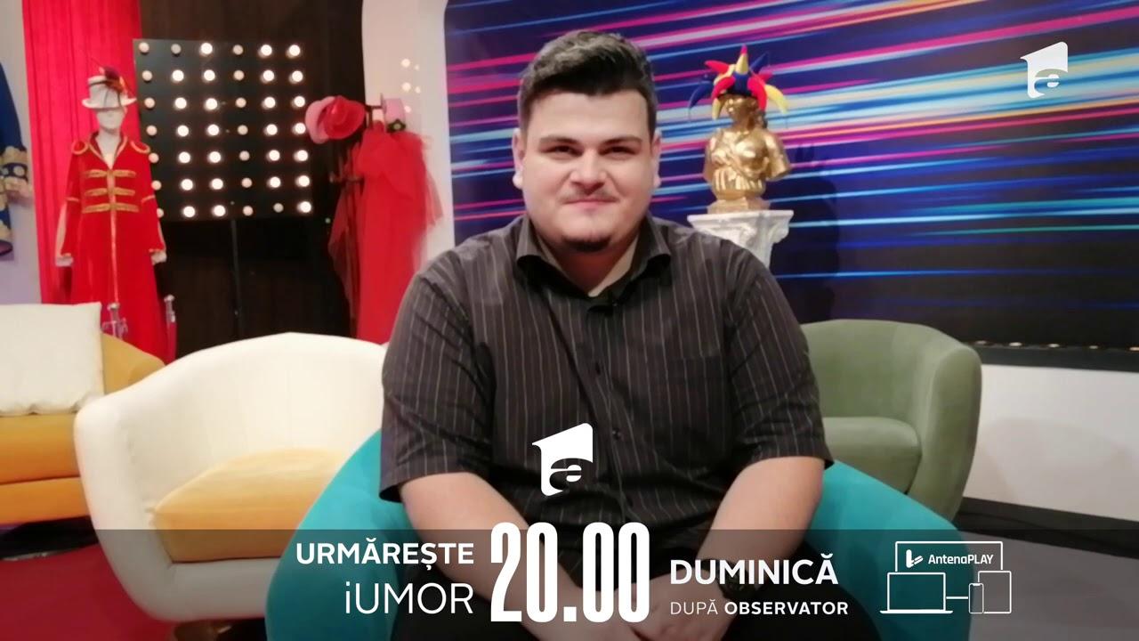 Nu uita că poți să îl votezi pe Mihai Tasici în finală! | Sezon 9 | iUmor