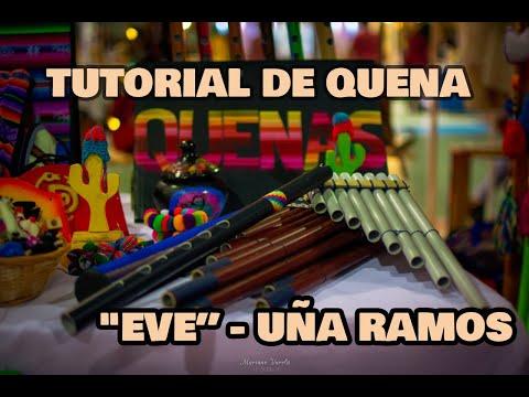 "TUTORIAL DE QUENA - ZAMBA ""EVE"" DE UÑA RAMOS - FOLKLORE ARGENTINO"