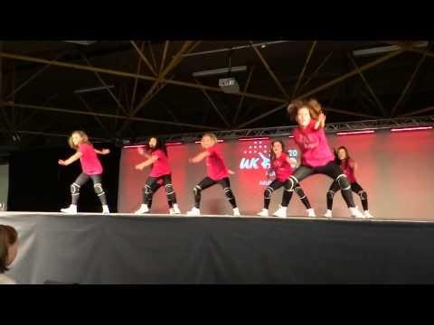 Pure Dance Crew UK Street Dance Championships Performance 2012