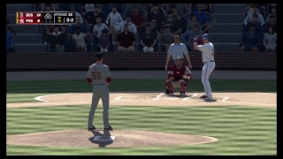 MLB The Show 17 - Boston Red Sox vs Portland Sea Dogs