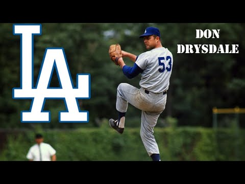 Up Close with Roy Firestone - Don Drysdale