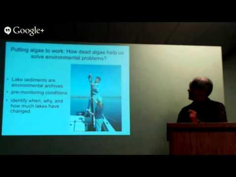 SCRA Brown Bag Forum #2 - Dr. Mark Edlund, Algae