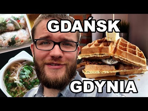 Gdańsk + Gdynia - Gdzie WARTO zjeść w Trójmieście? vol. II   GASTRO VLOG #43