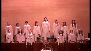 larks choir singing thy word is a lamp unto my feet