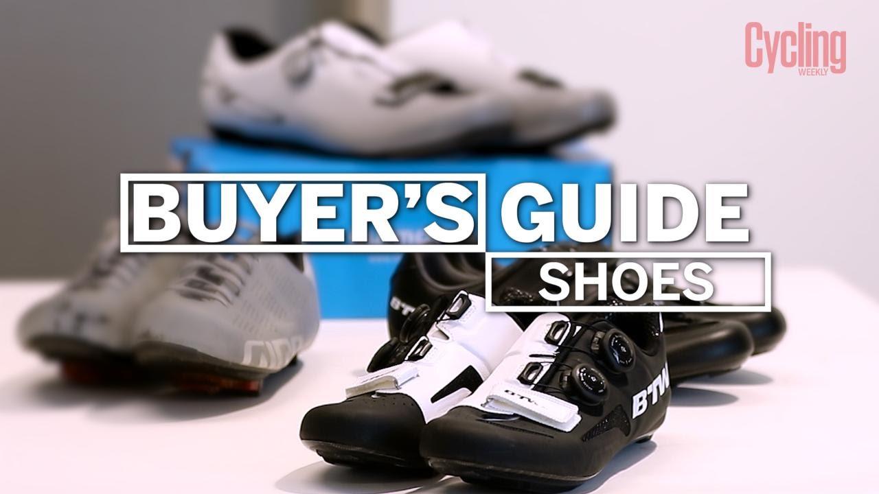 a3091725cfa Cycling Shoes Buyer s Guide - YouTube