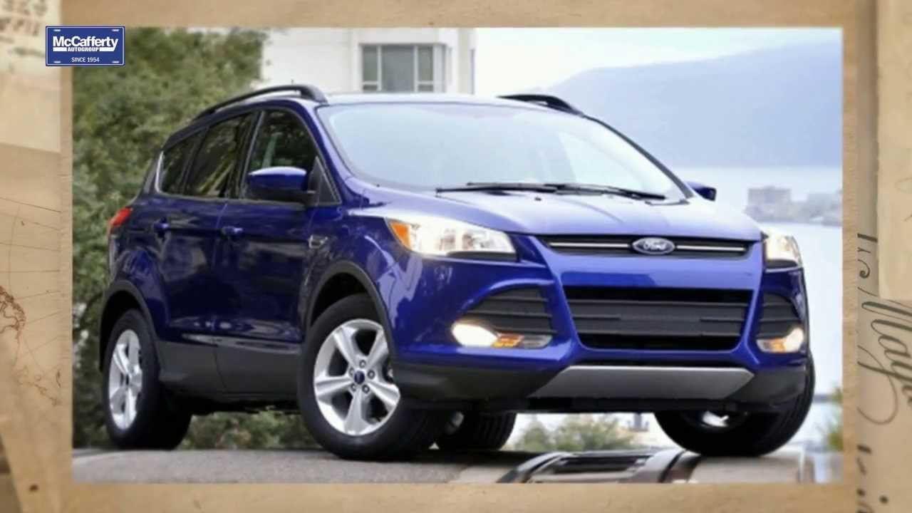 Fred Beans Chevy >> Ford Escape Vs. Chevy Equinox - YouTube