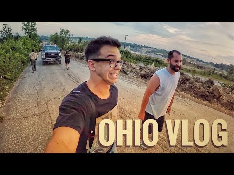 A Weekend in OHIO: World Trippin VLOG