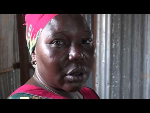INTERVIEW WITH DEPUTY CHAIRWOMAN, NUBA REFUGIE CAMP YIDA, REPUBLIC OF SOUTH SUDAN