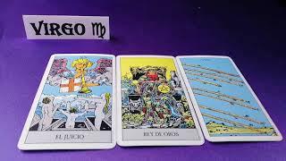 "VIRGO ""Algo está a punto de suceder"" Octubre 2019 (Tarot)"